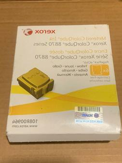 Xerox Phaser Solid Ink  - 6 pack inks / Yellow   – 8870/88