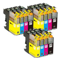 XL Ink Cartridges for LC103 Brother MFC-J470DW MFC-J475DW MF