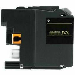 Yellow Ink Cartridge For Brother LC205Y